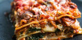 vega lasagne